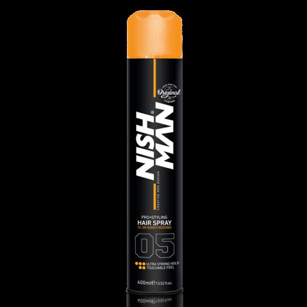 HairSpray UltraStrongHold05 400ml UrunGorsel 2