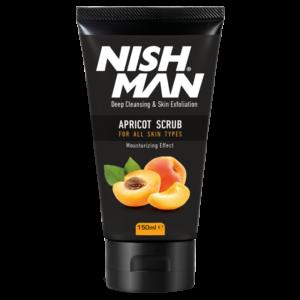 NISHMAN ApricotScrub 150ml PRODUCT