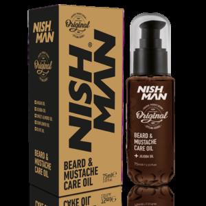 Nishman BeardMustacheCareOil PACKING  11909.1550888502