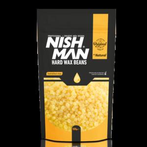 Nishman_HardWaxBeansNatural500gr_UrunGorsel.png