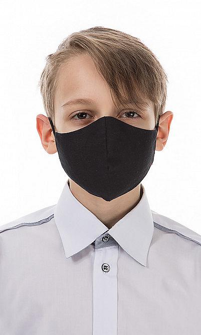 boys kids mask black  13807 thumb