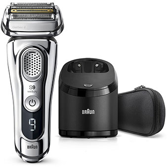 series 9 9376cc self cleaning shaver 1