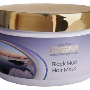 Black Mud Hair Mask