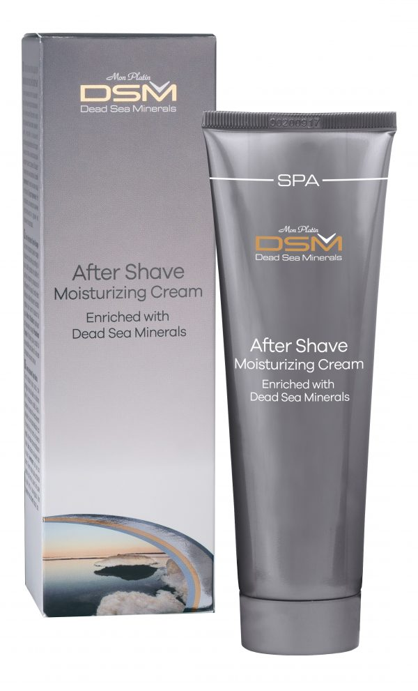 DSM18 After Shave Moisturizing cream scaled