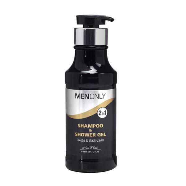 shampoo gel men L