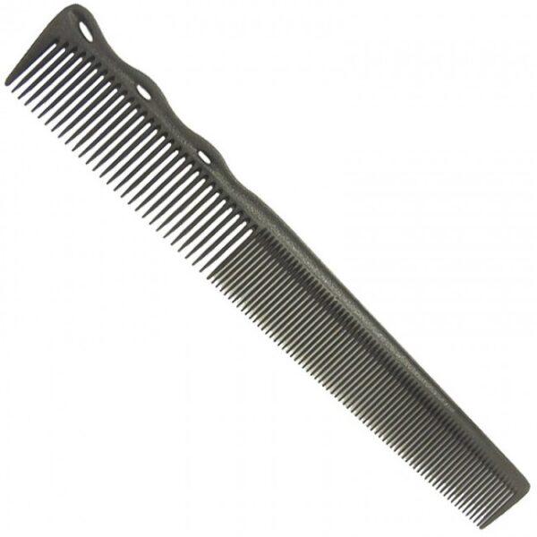 ys park 252 barber comb 6 5 carbon