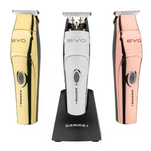 Gamma-Evo-cordless-Trimmer-charger