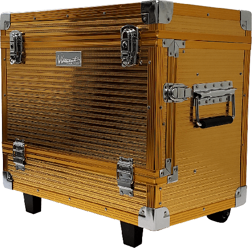 vincent large master roller case gold vt10145 gd